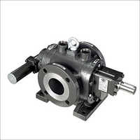 Rotary Twin Gear Pump (Jacketed)
