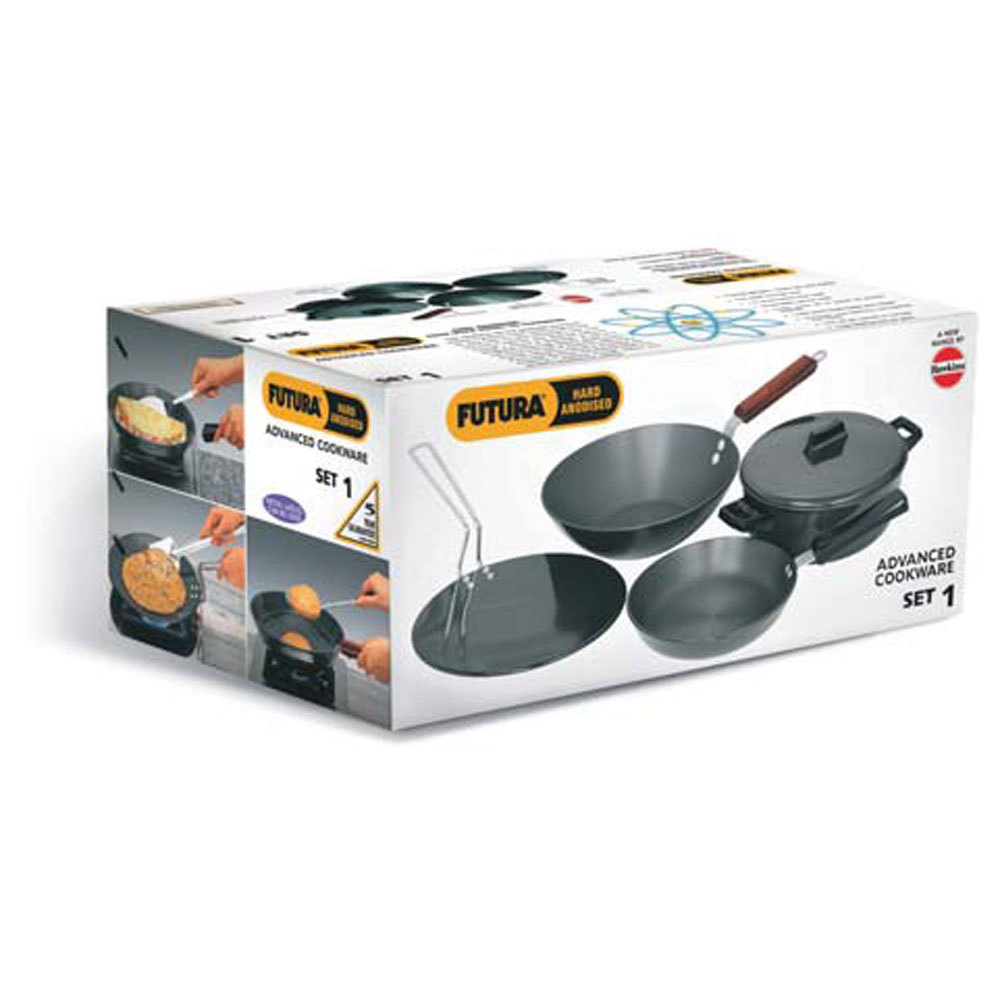 Hard Anodised Sets Cookware Sets