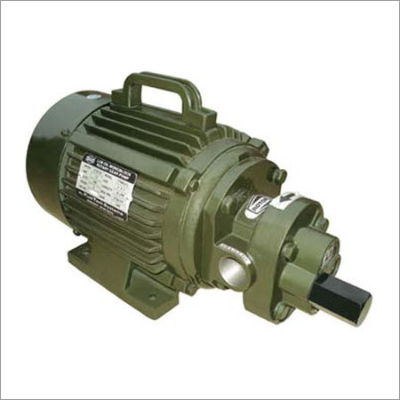 Mono Block Rotary Gear Pump