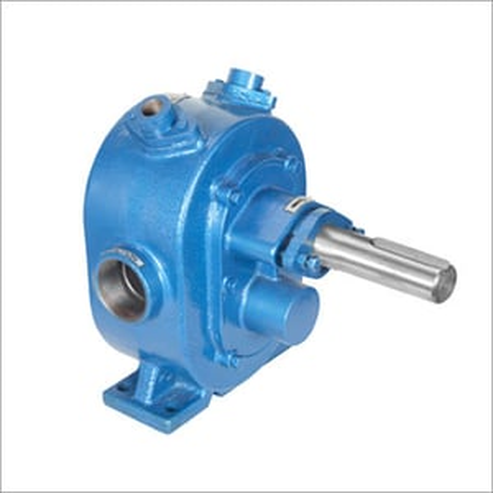 Jacketed Gear Pump