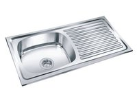 Drainboard Stainless Steel Sink