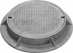 Plastic Sewer Cover