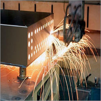 Customized Steel Fabrication Work