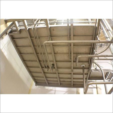 Stainless Steel Platforms