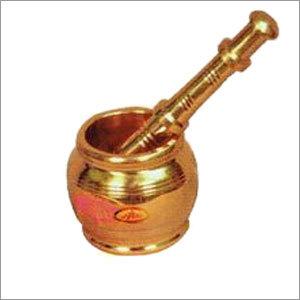 Brass Kuttani Round