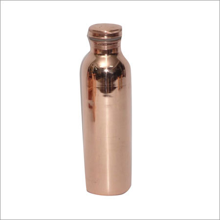 Brass Water Bottle