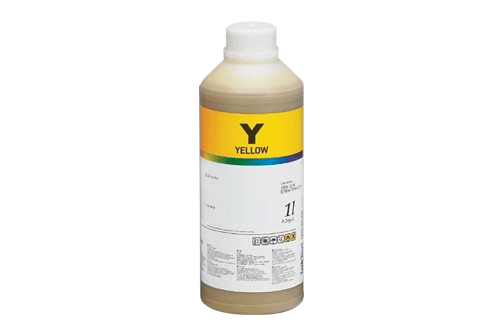 INKTEC E-0005-YELLOW 1 LTR