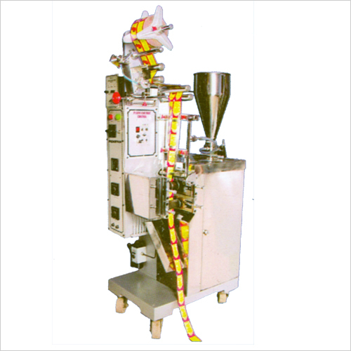 FFS Four Side Sealing Machine -paste_Liquids