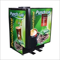 Hot Comfort Tea Vending Machine