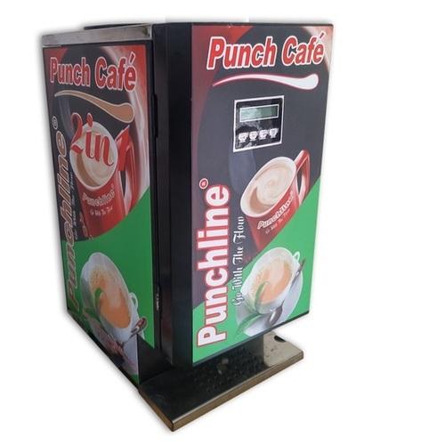 Industrial Tea Vending Machines