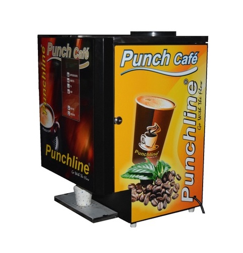 TEA SOUP VENDING MACHINE