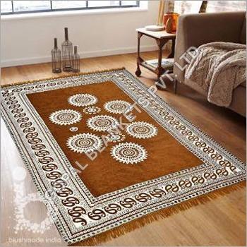 Chenille Printed Carpet
