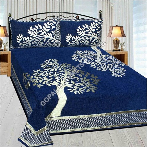 Chenille Bed Sheet