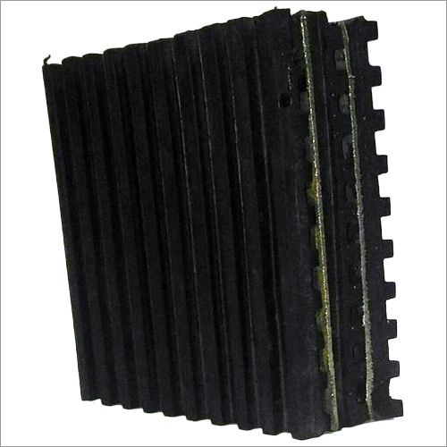 Metal Sandwich Rubber Pad Double Metal Plate (H/L)