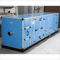 Double Skin Air Handling Unit for Hospitals