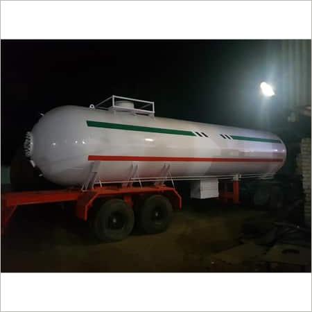Propylene Gas Tanks