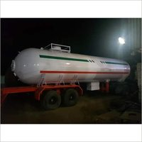 Propylene Gas Tanks