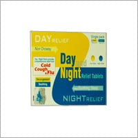 Day Night - Relief Tablet