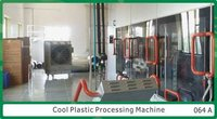 Cool plastic Processing Machine For Air Cooler