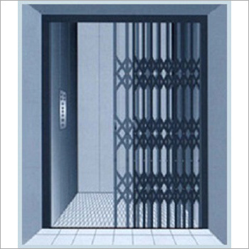 Collapsible Manual Lift Door