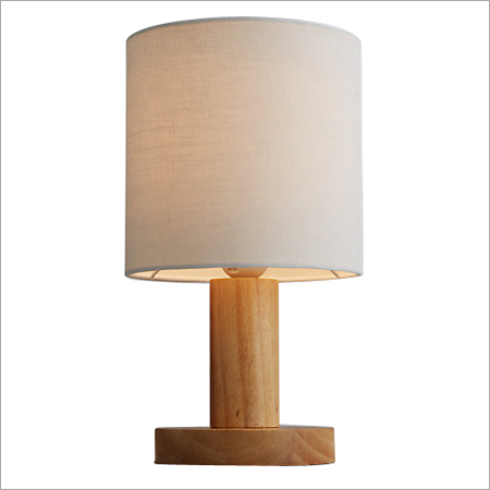 Wooden Lamp Base