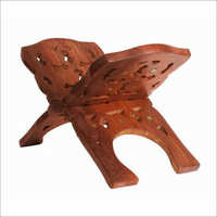 Carved Holy Book Stand
