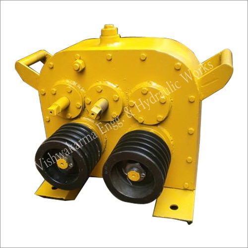 Cast Iron Sagging Winch