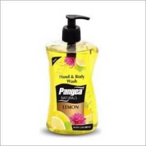 Hand & Body Wash Lemon