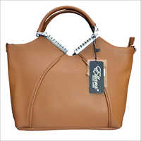 Ladies Designer Leather Handbag