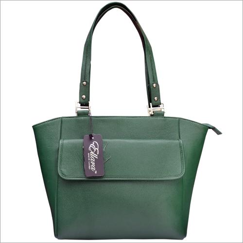 Trendy Geniune leather Handbag