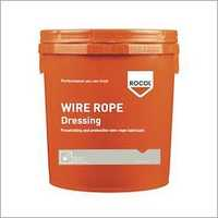 Wire Rope Dressing - Lubricating, Penetrating And Protective Wire Rope Lubricant