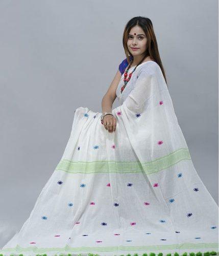 Handloom Khadi Saree