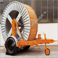 Hydraulic Cable Drum Trailer
