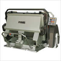 Heavy Duty Die Cutting & Creasing Machine