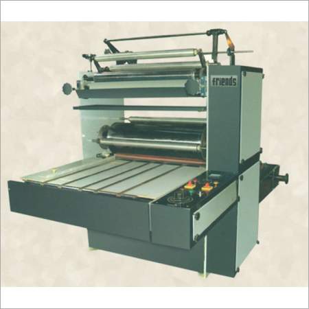 Window Type Lamination Machine