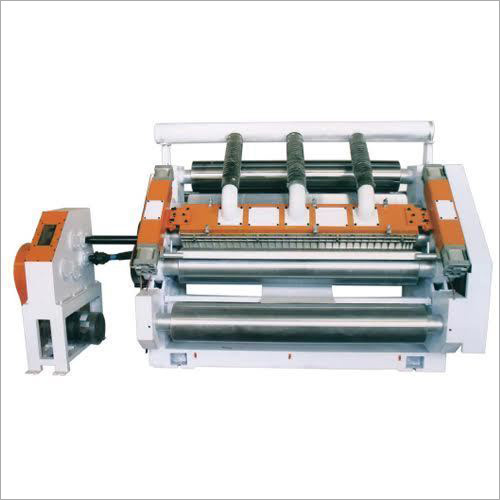 Finger Less Corrugation Machine