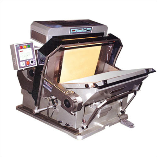 Leaf and Foil Printing Machine