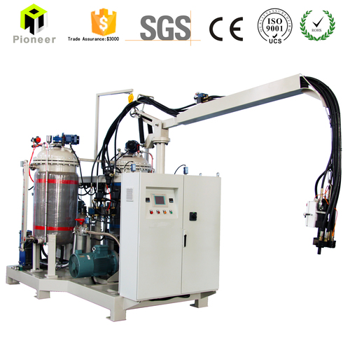 Three Components of High Pressure Foaming Machine