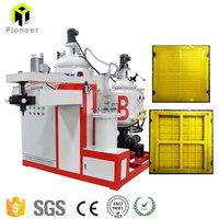 High Temperature Polyurethane Vibrating Screen Protector Making Machine