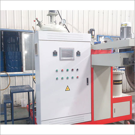 NDI System Elastomer Casting Machine