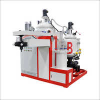 2 Gseries High Temperature Elastomer Casting Machine