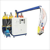 4Z(S) Elastomer Casting Machine Series