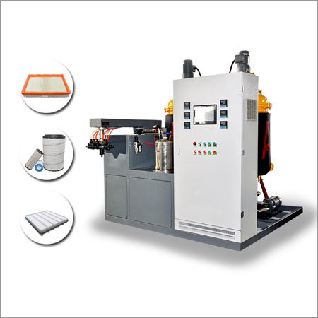 Auto Air Filter Casting Machine