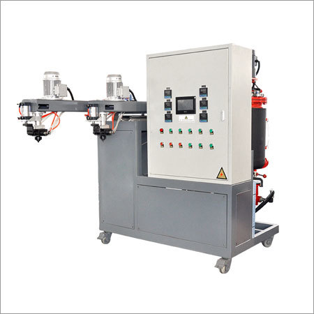 Package Type Sealing Strip Casting Machine (double head)