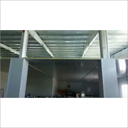PU Slab Ceiling Installation for Cold Storage