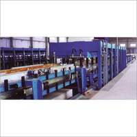 Discontinuous Cold Room Panel Production Line