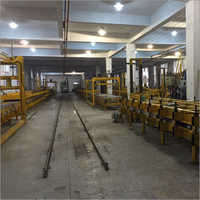 Continuous PU Cold Storage Room Panel Production Line