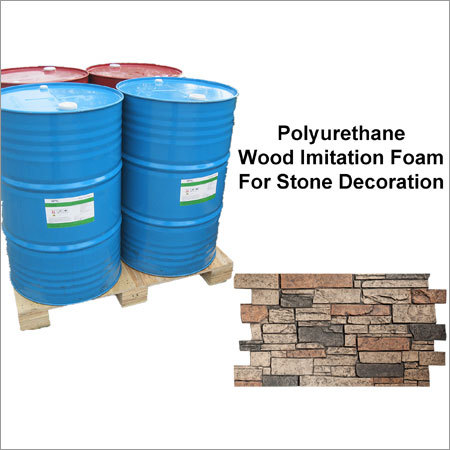Wood Imitation Polyurethane Foam