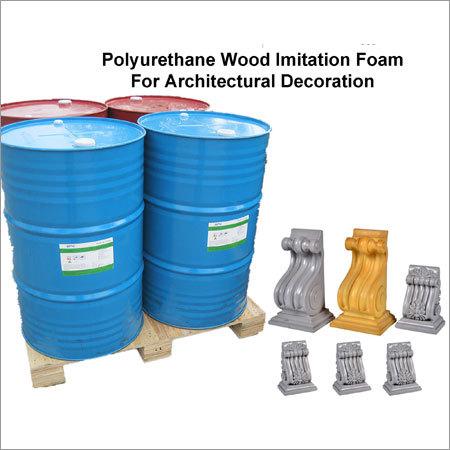 Polyurethane Wood Foam