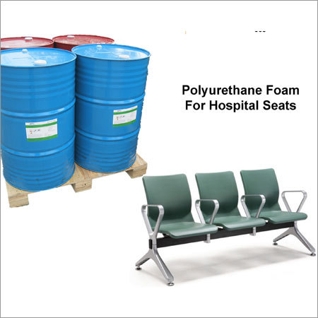 Hospital Waiting Chair PU Foam